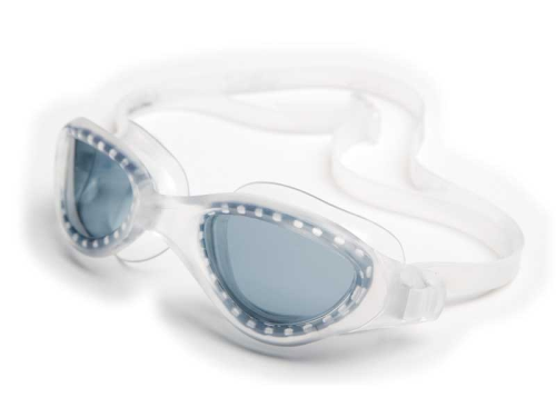 Energy Goggles - Clear / Smoke