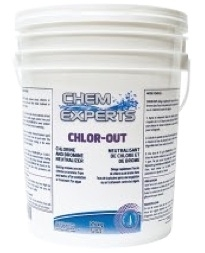 Chem Experts Chlor-Out 25Kg Pail