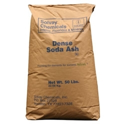 Soda Ash (Sodium Carbonate) 22.7Kg Bag