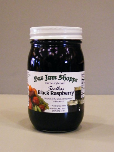 Black Raspberry (seedless) 379/03