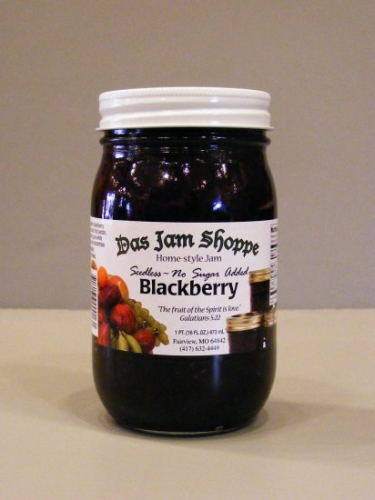 Sugar-Free Blackberry (seedless) 379/11
