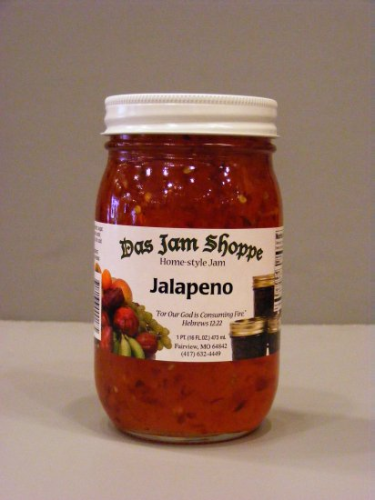 Jalapeno Jelly 379/13