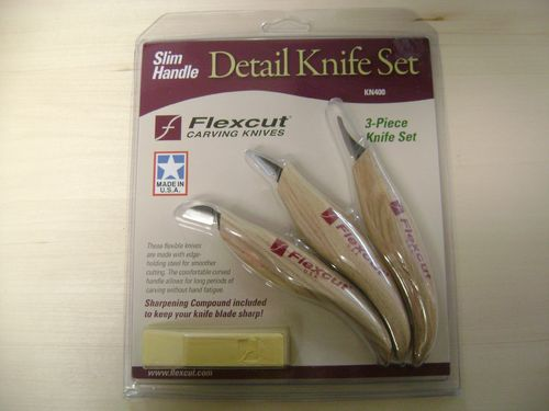 """Detail Knife Set"" - #259/228"