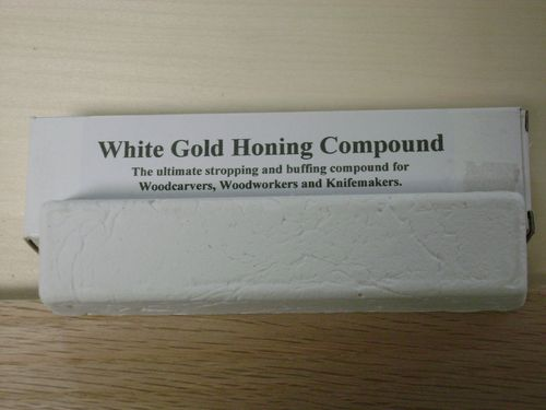 """White Gold Honing Compound"" - 504/01"