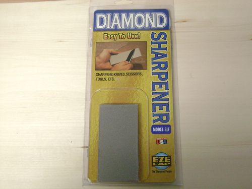 """Diamond Sharpener"" #411/10"