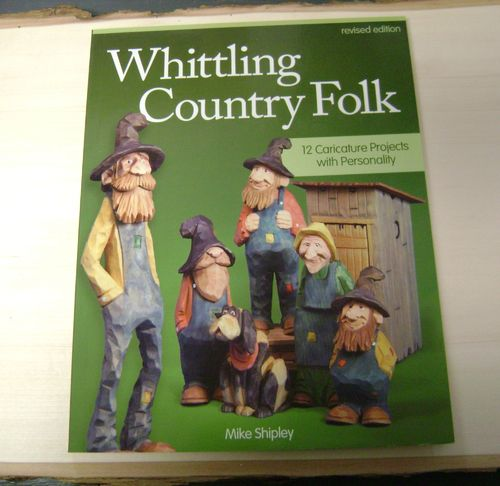 """Whittling Country Folk"" - #409/02"