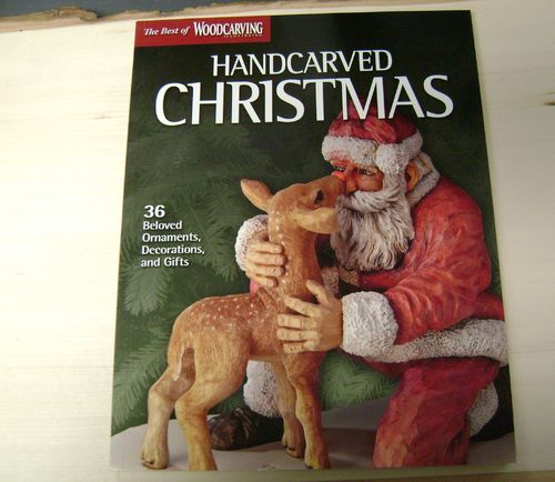"""Handcarved Christmas"" - #409/256"
