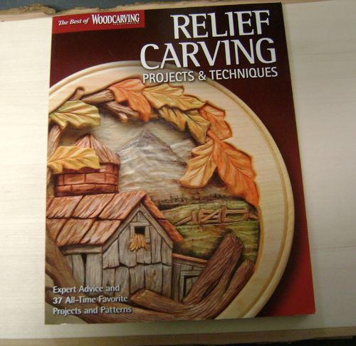 """Relief Carving"" - #409/170"