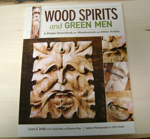 """Wood Spirits and Green Men"" - #409/154"