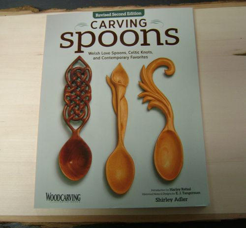 """Carving Spoons"" - #409/209"