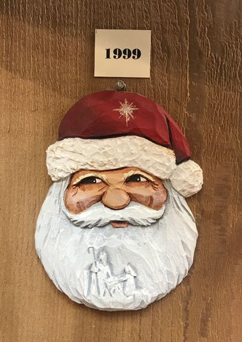 A-1999 Father Christmas Nativity 1/06 - Sold Out