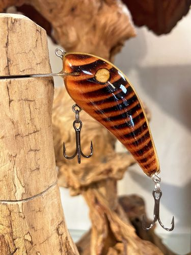 Angry Sturgeon Lure #7 - SOLD OUT