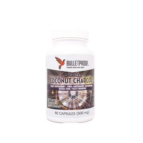 BulletProof Upgraded Coconut Charcoal