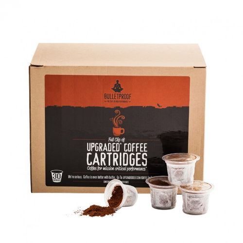 BulletProof Keurig K-cups - Coffee Cartridges