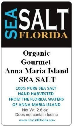 Anna Maria Sea Salt in Pouch (2.6 oz)