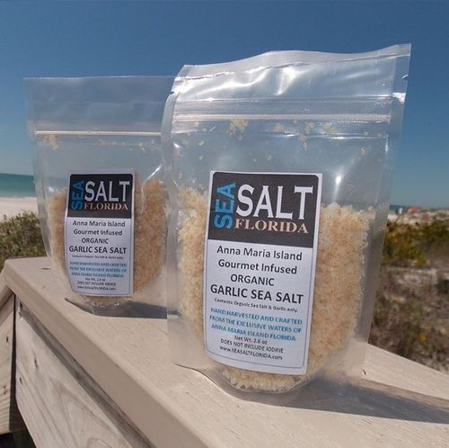 Anna Maria Garlic Sea Salt Sustainable (2.6 oz)